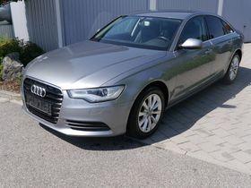 Audi A6 3.0 TDI DPF QUATTRO - S-TRONIC - AHK - LEDER - STANDHEIZUNG - NAVI & XENON PLUS