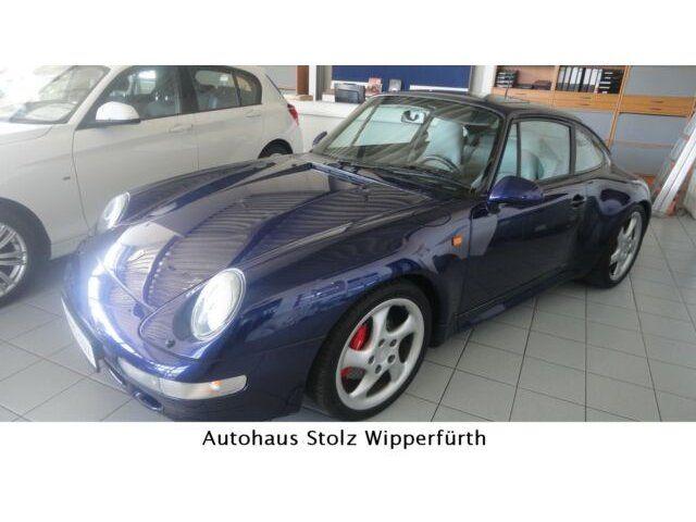 PORSCHE 993 911 Carrera 4S Sammlerzustand
