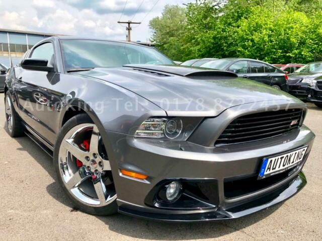 FORD Mustang GT ROUSH STAGE 3 5,0 V8 AUT.| XENON