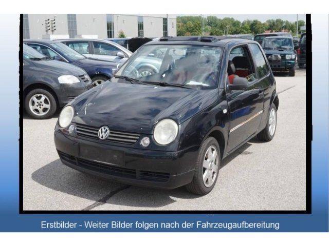 VW Lupo 1.4 Faltdach SD Servolenkung