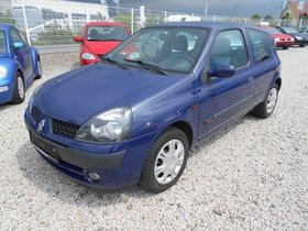 RENAULT Clio II Blue Sensation,Klima!