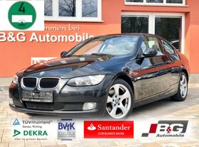 BMW 320d Coupe 2.Hand-sehr gepflegt-Viele Extras