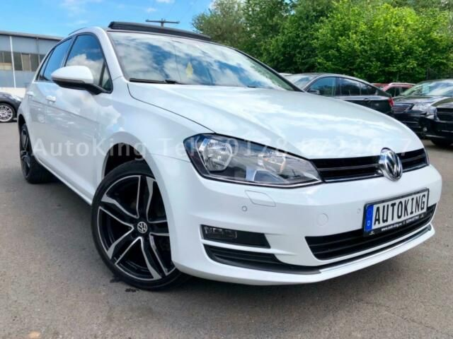 VW Golf VII 1,4  TSI  Lim. Highline BMT AHK. PDC