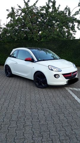 Opel Adam Jam 1.2 Scheckheftgepflegt TÜV und HU NEU!