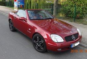 Mercedes-Benz SLK 230 - Gut gepflegt