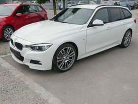 BMW 330d DPF Touring M-SPORT - STEPTRONIC - BUSINESS-PAKET - AHK - HEAD-UP-DISPLAY - 19 ZOLL - LED - NAVI
