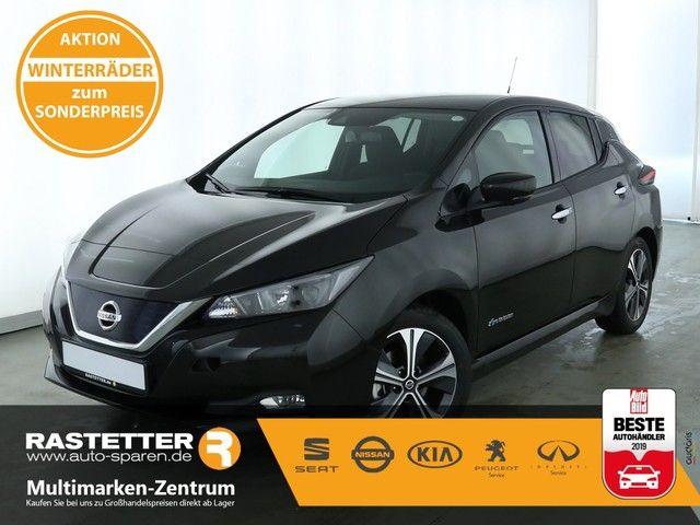Nissan Leaf n-connecta 40kWh Navi exkl. Umweltbonus !