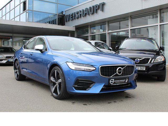 VOLVO S90 T8 Twin Engine AWD R-Design-NP Euro 81180-Top-