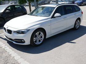 BMW 320d DPF Touring SPORT LINE - STEPTRONIC - AHK - PANORAMA-DACH - HEAD-UP-DISPLAY - NAVI - LED