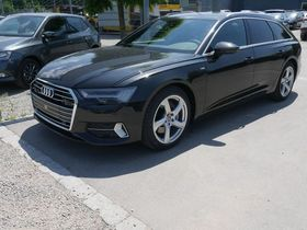 Audi A6 Avant 45 TDI DPF SPORT - S-LINE - QUATTRO - TIPTRONIC - HD MATRIX LED - ASSISTENZPAKET - 19 ZOLL