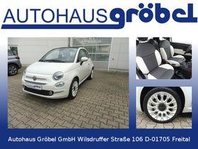 FIAT 500 1.2 8V Star Klimaaut. elektr. Schiebedach