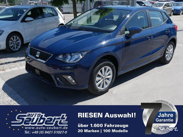 SEAT Ibiza 1.0 MPI STYLE - PDC - WINTERPAKET - SHZG - FULL LINK - TEMPOMAT - LM-FELGEN 15 ZOLL