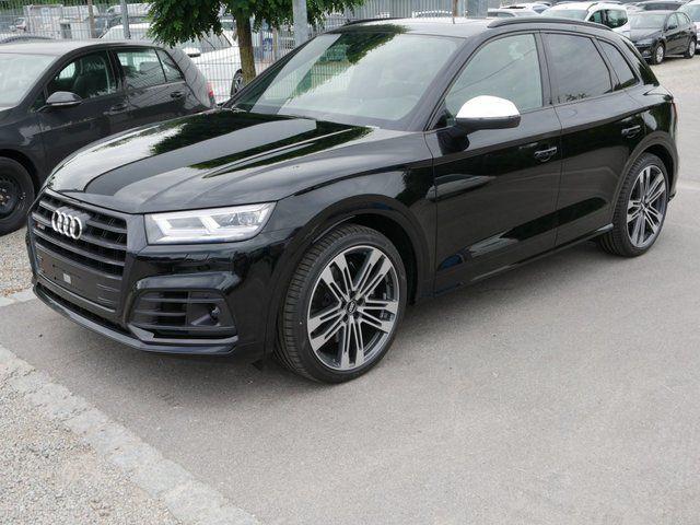 Audi SQ5 TDI DPF QUATTRO - SOFORT LIEFERBAR - AHK - PANORAMA - LEDER - 21 ZOLL - NAVI PLUS - STANDHEIZUNG