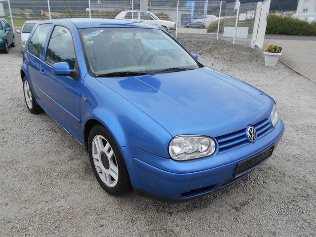 VW Golf IV Lim. Generation