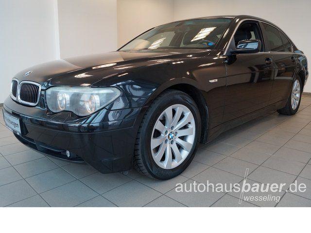 BMW 745i 245 kW Steptronic ! Nur an Gewerbe/Export !
