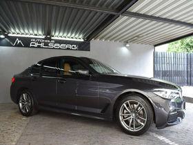 BMW 520d M-Sportpaket/HUD/360°/Keyless/1.Hand/EU6