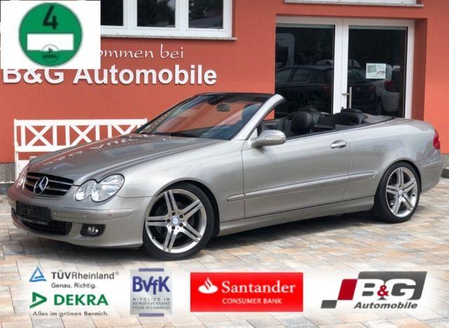 Mercedes-Benz CLK 200 Kompressor AMG Felgen Super Optik!
