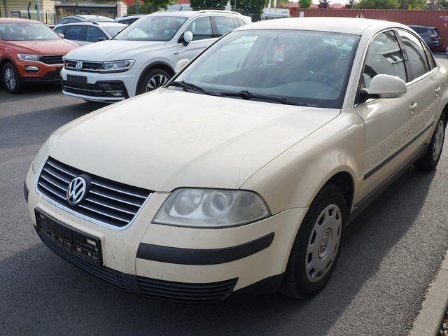 VW Passat 1.9 TDI Family-Klima-Anhängerkupplung