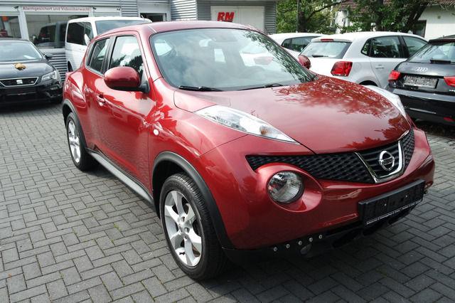 Nissan Juke Acenta Birdview Navi Bluetooth AHK RFK