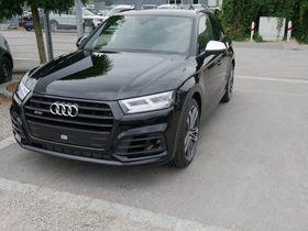 Audi SQ5 TDI DPF QUATTRO - AHK - PANORAMA - LEDER - 21 ZOLL - NAVI PLUS - STANDHEIZUNG