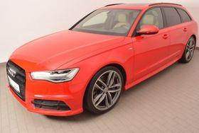 Audi A6 Avant 3,0TDI quattro S tronic S line LED Navi