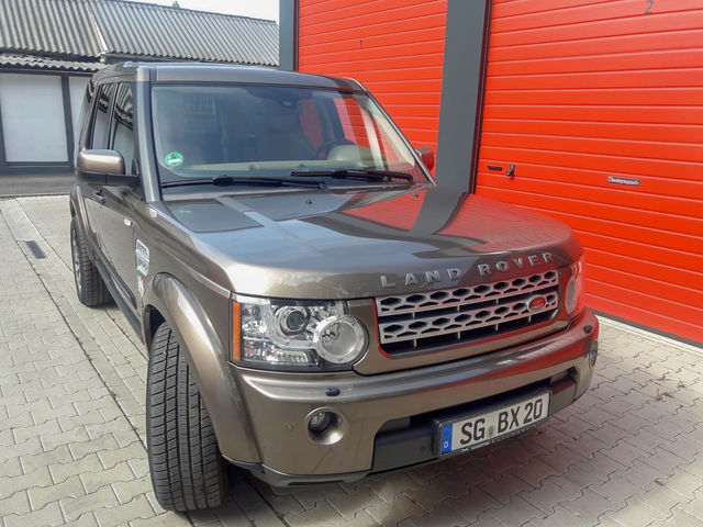 Land Rover Discovery 4 HSE + AHK + Standhz + 8. Bereift + 60tkm