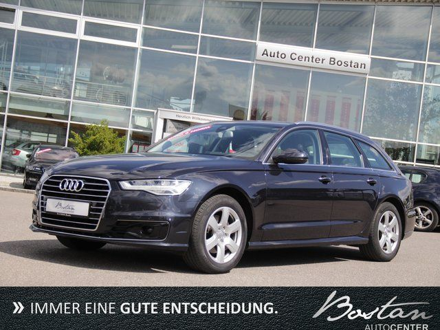 AUDI A6 2.0TDI-EURO6-HEA UP-AHK-1.HAND-DEUTSCHES AUTO