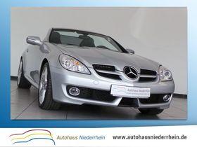 Mercedes-Benz SLK 200 K AIRSCARF-LEDER-COMAND-SPORTSITZE-18Z-