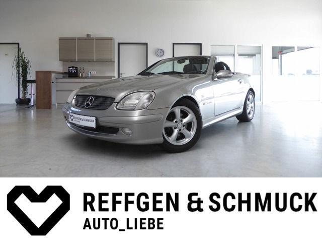Mercedes-Benz SLK 200 K Klima Leder Alu R16