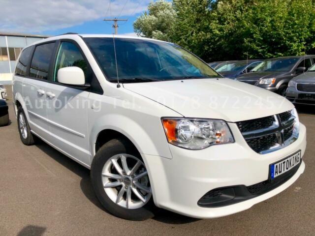 DODGE Grand Caravan 3.6 V6 BT|Klima|MFL|El.Türen|TEMP.
