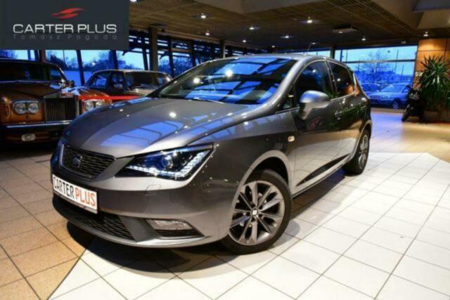 SEAT Ibiza 1.2 TSI i-Tech-Navi-Xenon-Garantie 63 k...