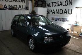 VW Golf IV Lim. Special Klima, Service NEU TÜV NEU