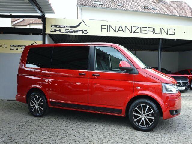 VW Multivan Edition25 DSG/Bi-Xenon/Standheizung/AHK