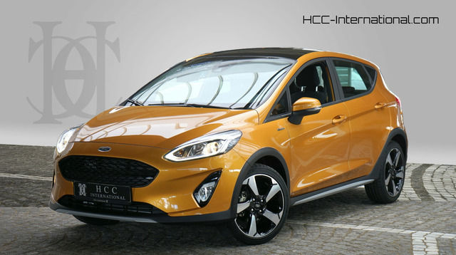 Ford Fiesta 1.0 EB Active Colourline |Panorama|KeyFre