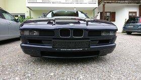 BMW 850CSi dt.EZ volle Historie 2 Hd. aus Sammlung / Langstreckenfahrzeug