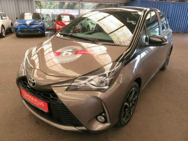 TOYOTA Yaris Style Selection, TOP Zustand