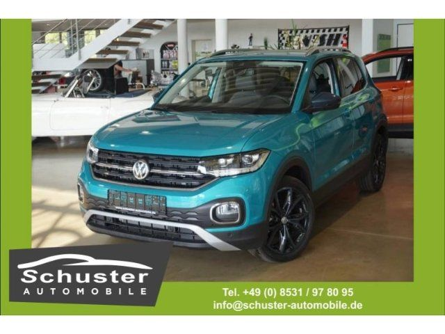 VW T-Cross Style 1.0 TSI LED ACC Spurassist PDC NSW