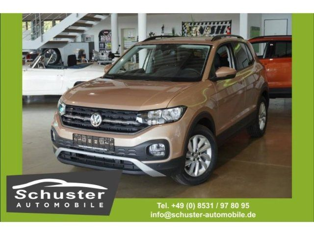 VW T-Cross Life 1.0 TSI ACC Spurassist PDC SHZ NSW