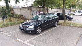 Mercedes-Benz C 270 T CDI