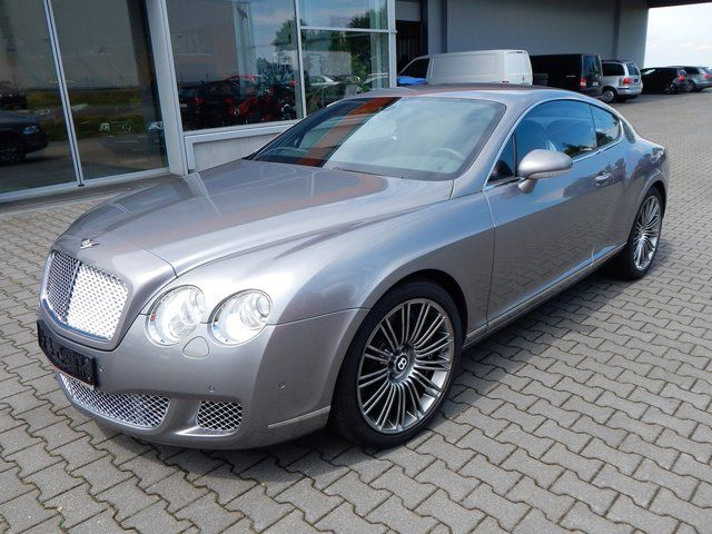 BENTLEY Continental GT Speed Keramicbremsanlage