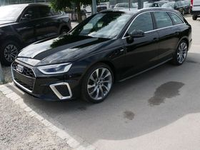Audi A4 Avant 40 TFSI S-TRONIC - S-LINE - LEDER/ALCANTARA - PANORAMA - MATRIX-LED - NAVI MMI - KAMERA