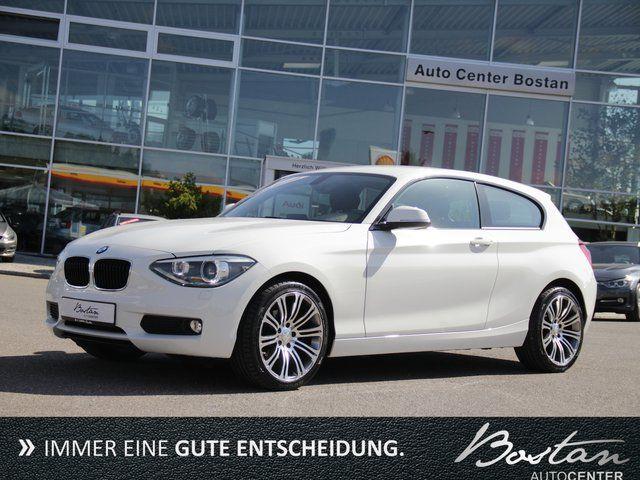 BMW 114i KLIMA-3 TÜRIG-KEYLESS GO-DEU.FZG-SCHECKHFT