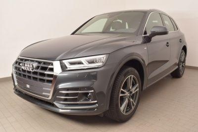 Audi Q5 35TDI quattro design S tronic LED Navi AHK