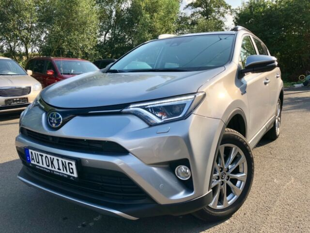 TOYOTA RAV 4 2.5  Hybrid AWD OHNE BRIEF! Limited KAMERA