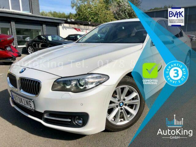 BMW Baureihe 5 Lim. 528i |Bi-Xenon|NAVI|MEMORY|KAM.|