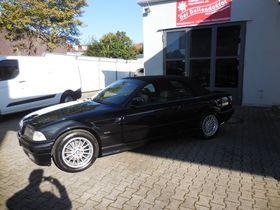 BMW 318i Cabrio Klimaautomatik Sportsitze etc.