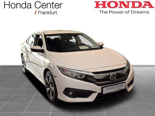 HONDA Civic Limousine 1.6 i-DTEC Elegance