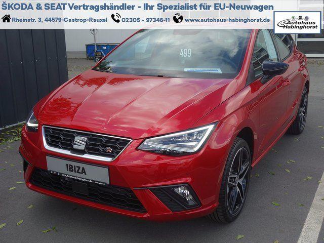 SEAT Ibiza 1.0 TGI FR Winter Voll-LED Navi Kamera