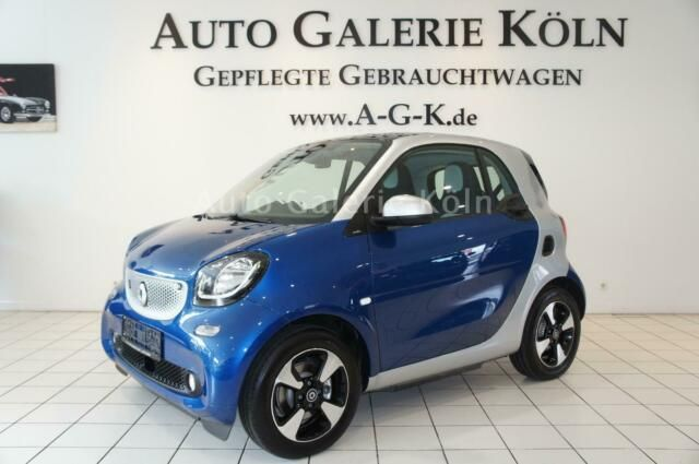 SMART Fortwo EQ Passion Aut. Navi/22kw /Panorama/LED