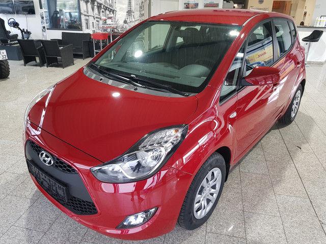 Hyundai ix20 1.4i -Euro 6 d-Temp-Klima-Radio AUX CD-